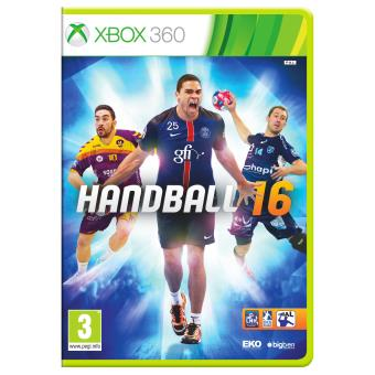 handball 16 xbox 360 sur xbox 360 jeux vid o. Black Bedroom Furniture Sets. Home Design Ideas
