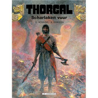 Thorgal - 35: Scharlaken Vuur