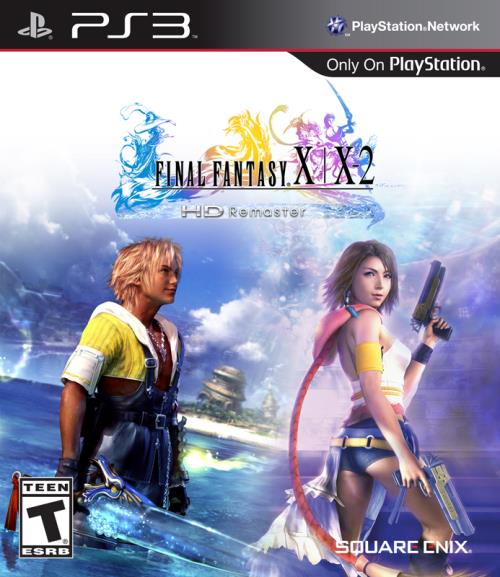 Final Fantasy X et X-2 HD Remaster PS3 - PlayStation 3