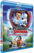 M. Peabody et Sherman : Les Voyages dans le temps Combo Blu-Ray + DVD (Blu-Ray)