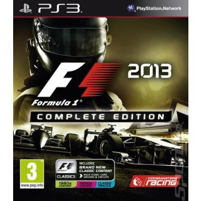 F1 2013 Complete Edition PS3 - PlayStation 3