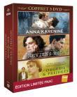 Anna Karenine - Orgueil et préjugés - Reviens-moi Coffret 3 DVD Edition Spéciale Fnac (DVD)