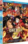 One Piece - Le Film 11 : Z - Édition Limitée Blu-ray + Manga (Blu-Ray)