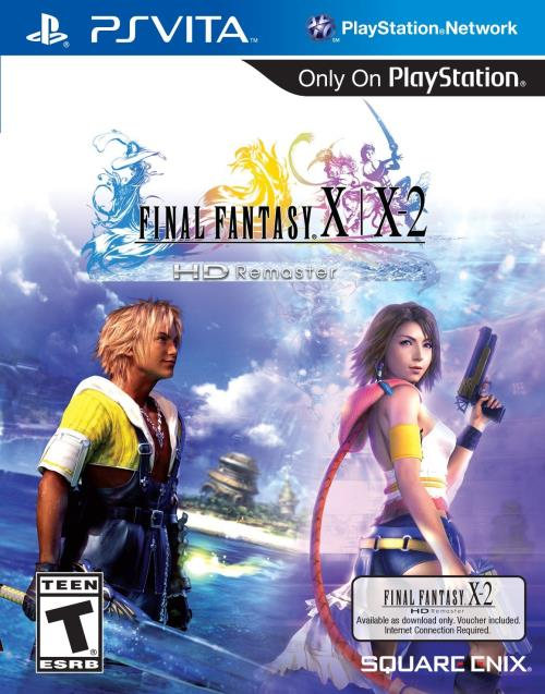 Final Fantasy X et X-2 HD Remaster PS Vita - PS Vita