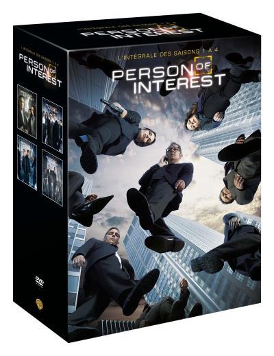 Person of interest Intégrale DVD