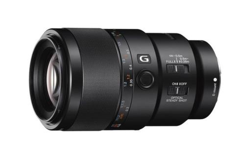 Objectif Sony FE 90 mm F/2.8 Macro G OSS Noir