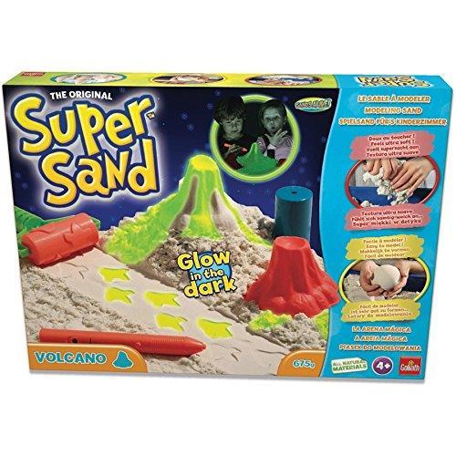 Fnac.com : Kit créatif Super Sand Volcano Goliath - Kit Créatif. Achat et vente de jouets, jeux de société, produits de puériculture. Découvrez les Univers Playmobil, Légo, FisherPrice, Vtech ainsi que les grandes marques de puériculture : Chicco, Bébé Co