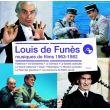 Bande originale de film-Louis De Funès musiques de films 1963 1982 Coffret 4 CD