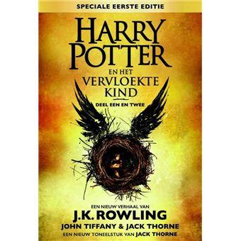 Harry Potter - En het vervloekte kind
