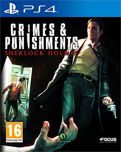 Sherlock Holmes Crimes and Punishments PS4 - PlayStation 4