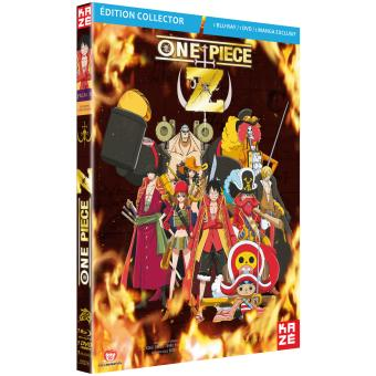 one piece one piece z edition collector blu ray coffret dvd blu ray achat prix fnac. Black Bedroom Furniture Sets. Home Design Ideas
