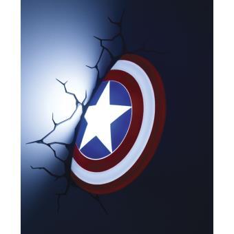 Lampe lansay le bouclier de captain america autre jeu d - Bouclier capitaine america ...