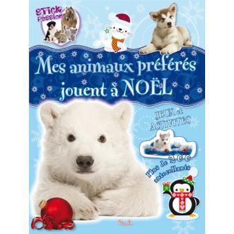 Mes animaux préférés jouent à Noël