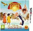 Les Myst�rieuses cit�s d'or Mondes Secrets 3DS - Nintendo 3DS