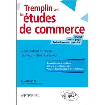Tremplin vers les études de commerce