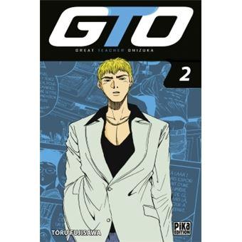 GTO - Tome 02 : Gto