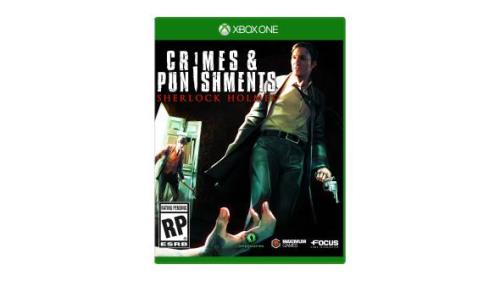 Sherlock Holmes Crimes and Punishments Xbox One - Xbox One