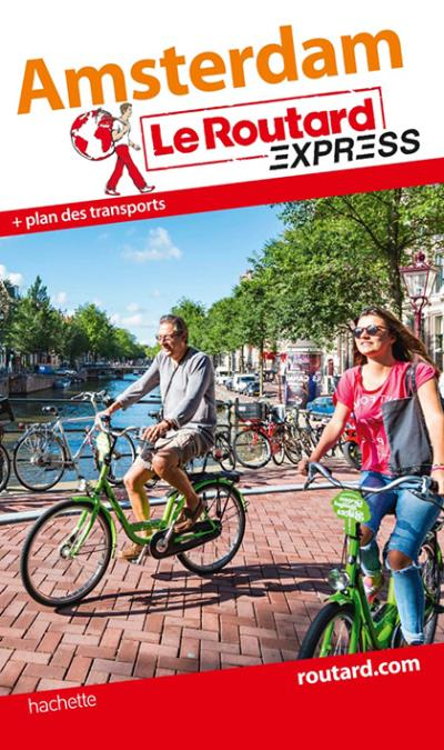 Image accompagnant le produit Le Routard Express Amsterdam