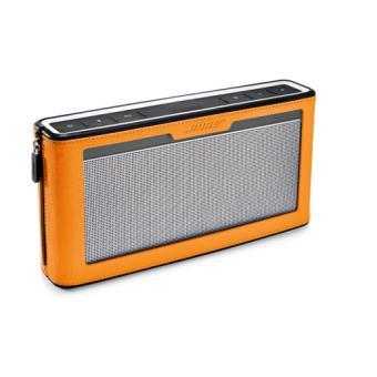 housse bose pour soundlink iii orange accessoire audio