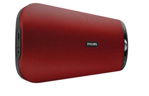 Enceinte Philips BT3600 sans fil Rouge