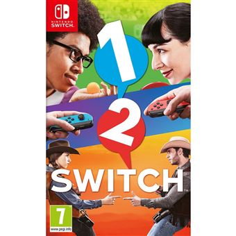 1 2 Switch Prix Sur Amazon