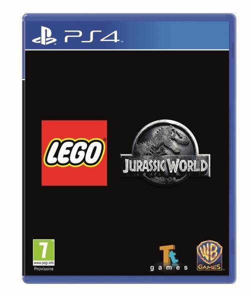 Lego Jurassic World PS4 - PlayStation 4