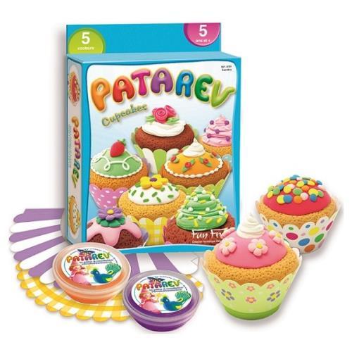 Fnac.com : Patarev FunFrag Cupcakes - Pâte à modeler. Achat et vente de jouets, jeux de société, produits de puériculture. Découvrez les Univers Playmobil, Légo, FisherPrice, Vtech ainsi que les grandes marques de puériculture : Chicco, Bébé Confort, Mac