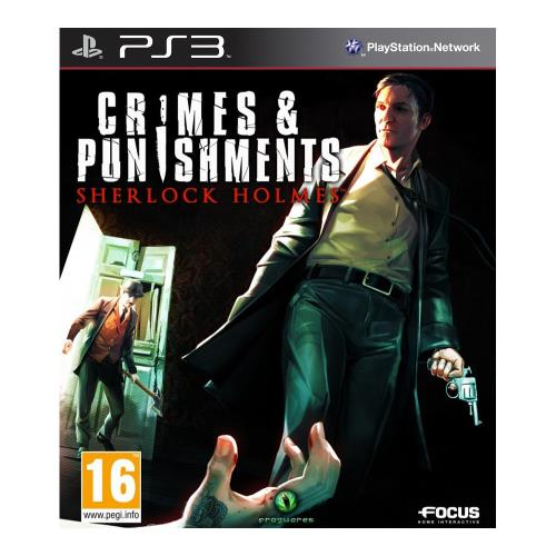 Sherlock Holmes Crimes and Punishments PS3 - PlayStation 3