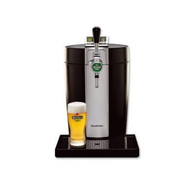 Maquina de cerveja heineken