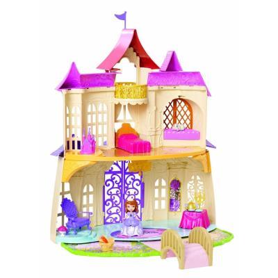 Mattel princesa sofia castelo novos ou usados compra - Casas de princesas ...