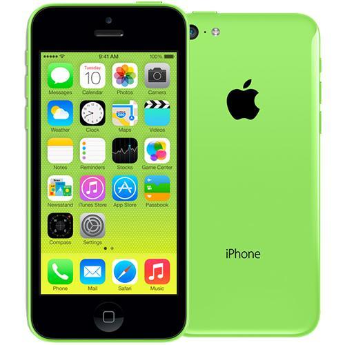 IPHONE 5C VERDE 16GB USATO
