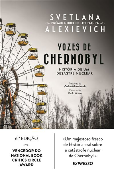 Resultado de imagem para vozes de chernobyl