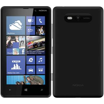 nokia lumia 820 black smartphone windows compre na