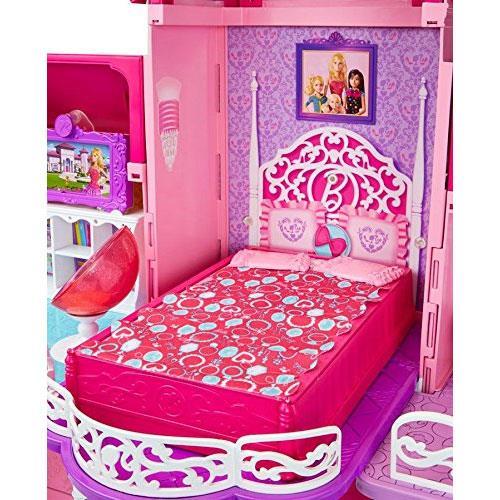 Barbie casa de malibu acess rios bonecas comprar na for Casa barbie malibu