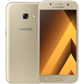 samsung galaxy a3 2017 a320f gold smartphone android compre na. Black Bedroom Furniture Sets. Home Design Ideas