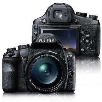 Fujifilm x s1 c mara digital compacta compre na for Finepix s1 fnac