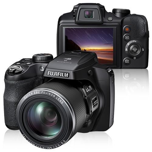 Fujifilm finepix s8400w c mara digital comprar na for Finepix s1 fnac