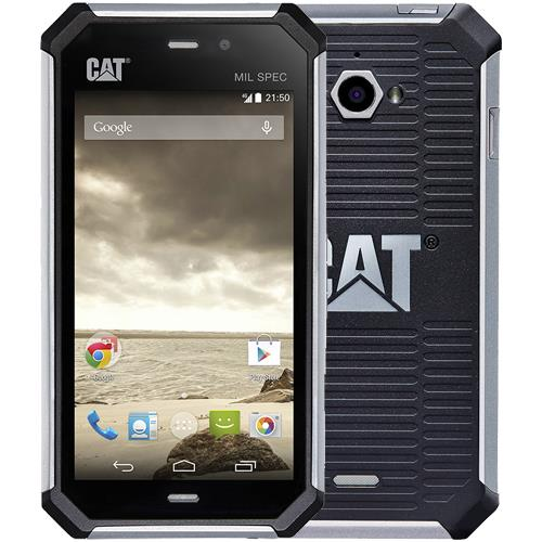 Caterpillar S50 Slate Gris Smartphone Android