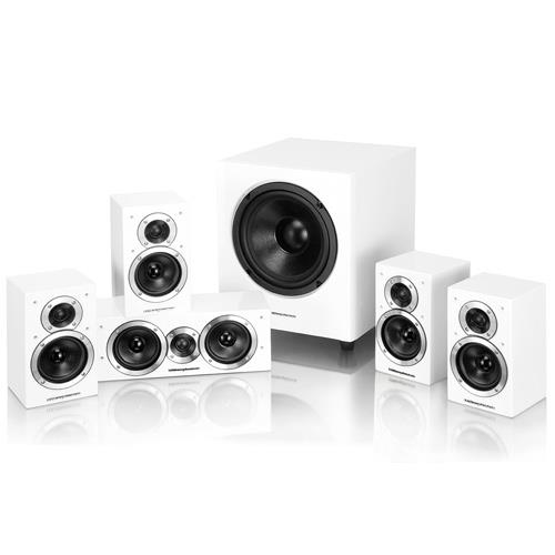 wharfedale kit home cinema 5 1 mvs dx1 white kit home cinema comprar na. Black Bedroom Furniture Sets. Home Design Ideas