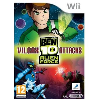 Ben 10 Alien Force Vilgax Attacks Online