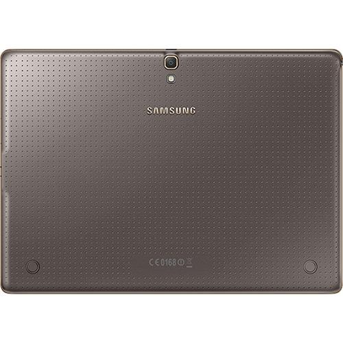 samsung t800 galaxy tab s 10 5 wi fi 16gb titanium. Black Bedroom Furniture Sets. Home Design Ideas