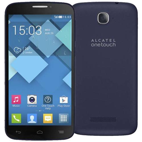 Alcatel Pop C9  Bluish Black   Smartphone Android
