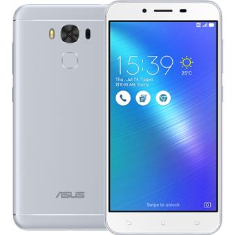 asus zenfone 3 max zc553kl glacier silver smartphone android compre na. Black Bedroom Furniture Sets. Home Design Ideas