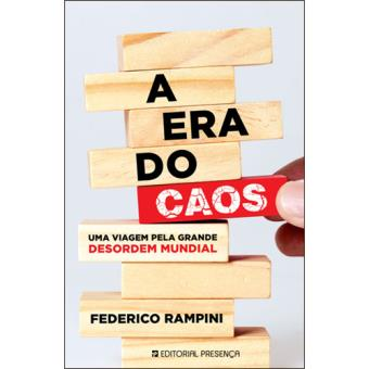 A Era do Caos Federico Rampini