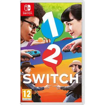 Resultado de imagem para jogo 1-2 switch