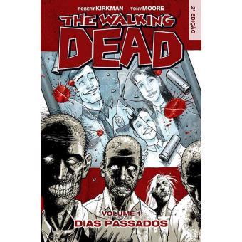 [HQs] O que você leu / tem lido / está lendo? (encerrado) - Página 40 The-Walking-Dead-Livro-1-Dias-Paados