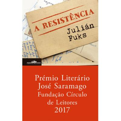 """Resultado de imagem para Julián Fuks Romance com """"A Resistência"""""""
