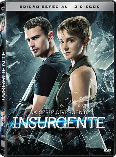 A Série Divergente: Insurgente (2015)