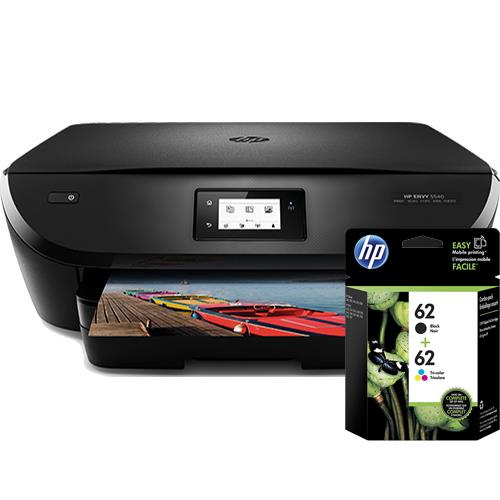 manual for hp envy 5540