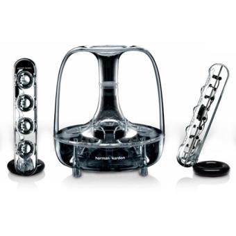harman kardon colunas soundsticks 3m iii colunas stereo compre na. Black Bedroom Furniture Sets. Home Design Ideas